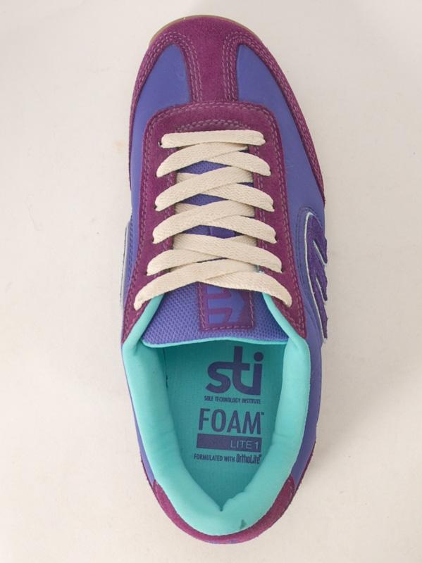 Etnies LO-CUT II LS PURPLE dámske topánky   Swis-Shop.sk 789713f1e76