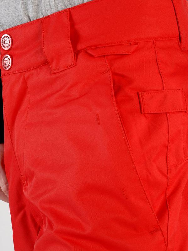 4c230c11b Dc BANSHEE K 14 CHINESE RED detské zimné nohavice / Swis-Shop.sk