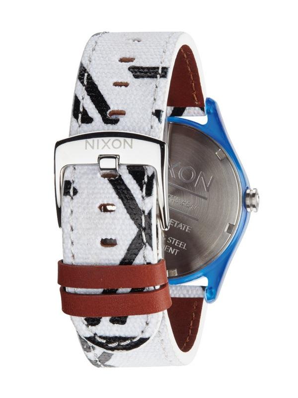 f06836ddb94 Nixon MOD ACETATE blue dámske analógové hodinky   Swis-Shop.sk