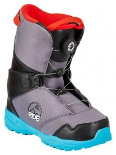 4b2289be0935 Detské topánky na snowboard