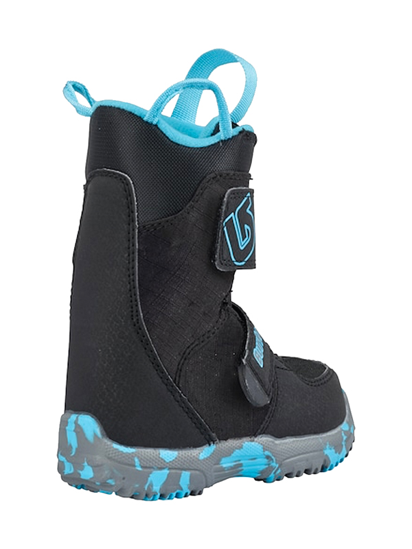 a282f4003 Burton MINI - GROM black detské topánky na snowboard / Swis-Shop.sk
