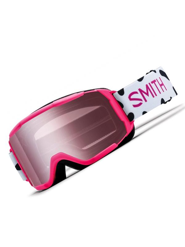 4d3cd35b1 Smith DAREDEVIL PINK JAM detské okuliare na snowboard / Swis-Shop.sk