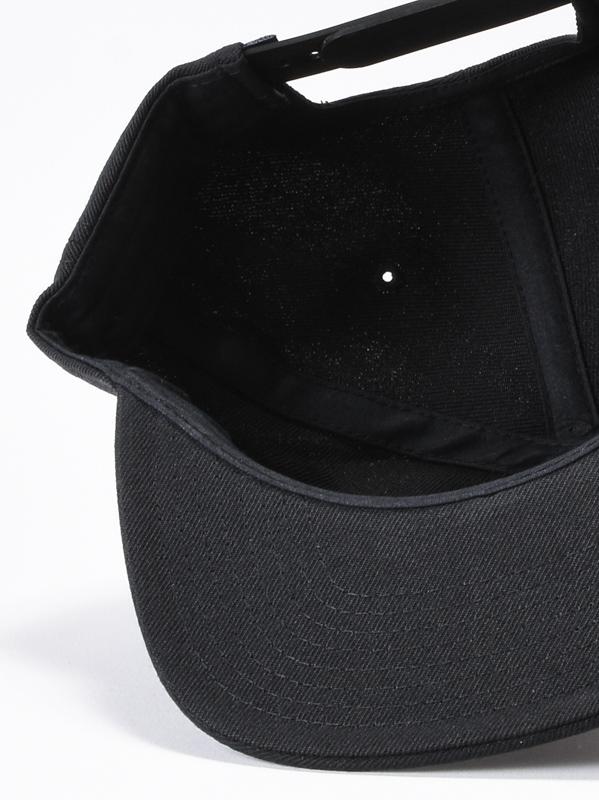 821e8f1dd Vans DROP V II black/white pánska šiltovka s rovným šiltom / Swis-Shop.sk