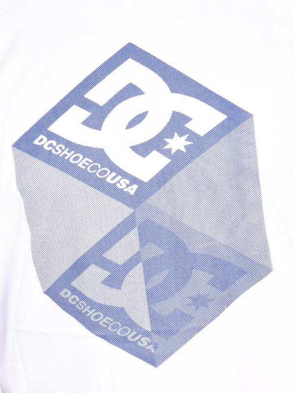 8d0fc576e54e Dc VOLUME SNOW WHITE pánske tričko s krátkym rukávom   Swis-Shop.sk