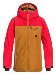 Quiksilver MISSION SOLID GOLDEN BROWN d43ef47a6bc