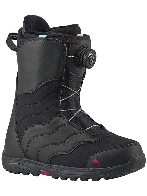 616a59165 Burton MINT BOA black dámske topánky na snowboard / Swis-Shop.sk