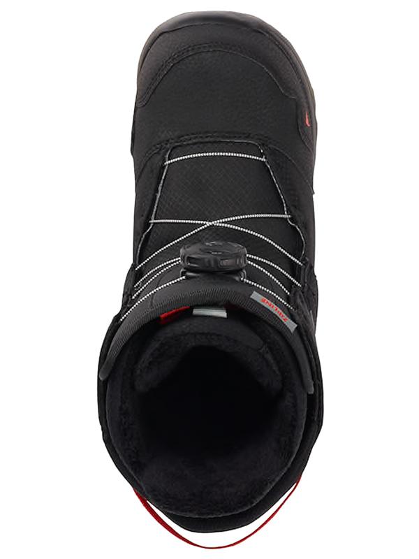 dda5b77d6 Burton ZIPLINE BOA black detské topánky na snowboard / Swis-Shop.sk