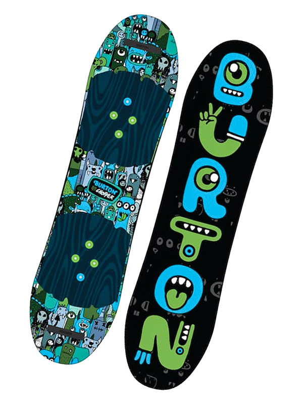 Burton CHOPPER detský snowboard - 125