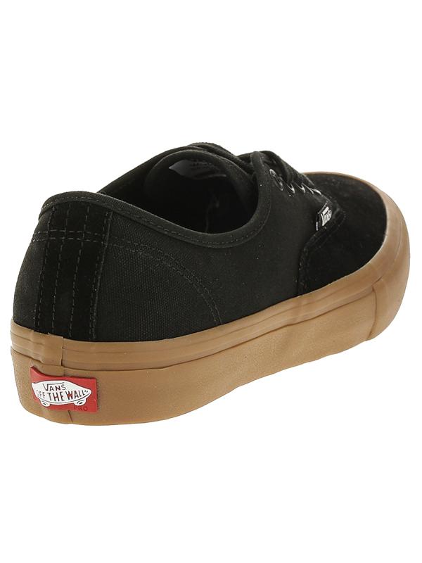 Vans AUTHENTIC PRO black classic gum pánske topánky   Swis-Shop.sk 512710809ed