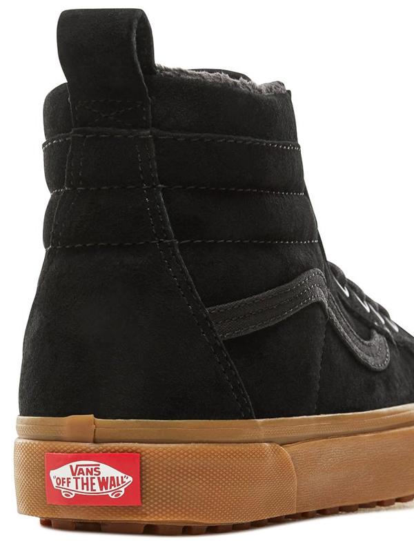 Vans SK8-HI MTE (MTE) BLACK GUM zimné topánky pánske   Swis-Shop.sk 392ba358cb9