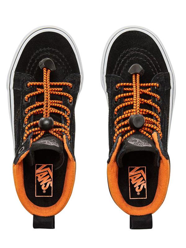 Vans SK8-HI MTE (MTE) toggle orange black zimné topánky detské    Swis-Shop.sk b116e4fcd37