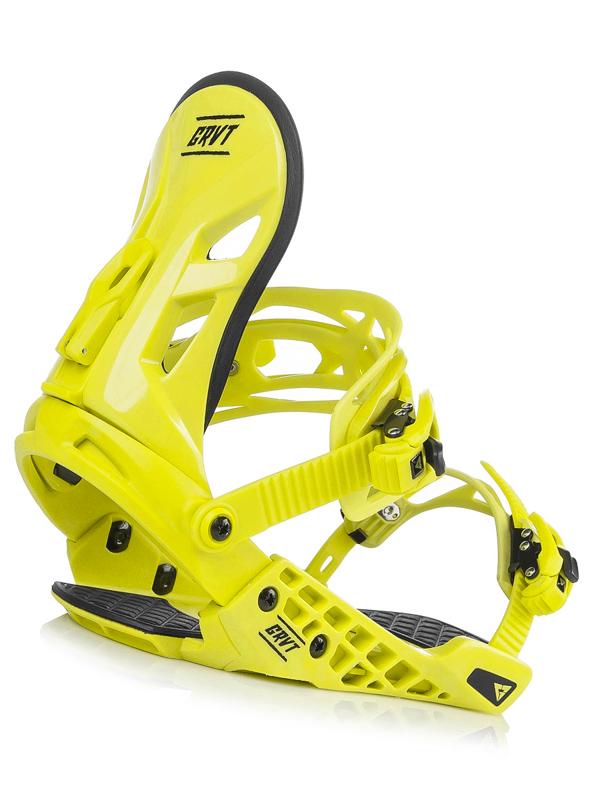 a0b56699b Gravity G2 yellow pánske viazanie na snowboard / Swis-Shop.sk