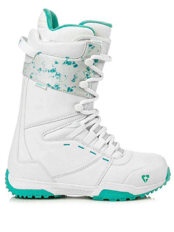 fa2f95a1d39 Gravity BLISS WHITE MINT dámske topánky na snowboard   Swis-Shop.sk