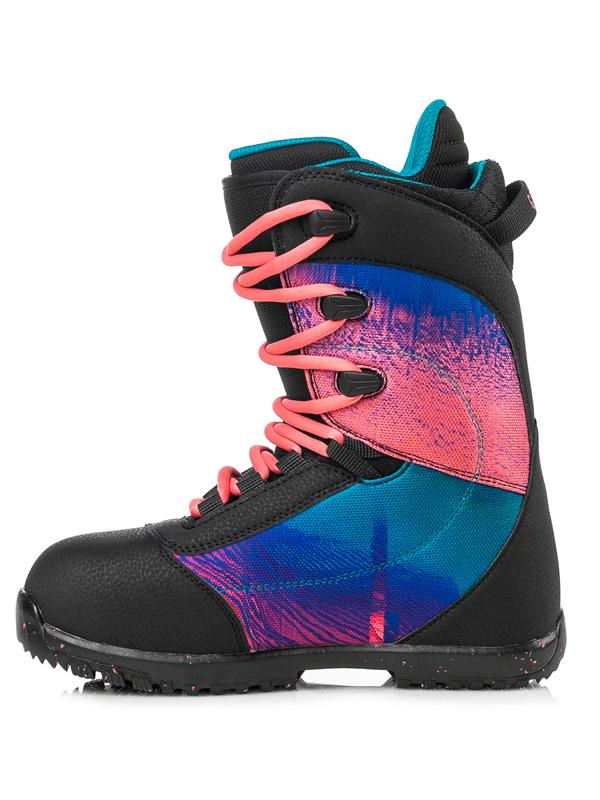 b33e7ef8f Gravity MICRA BLACK/PINK detské topánky na snowboard / Swis-Shop.sk