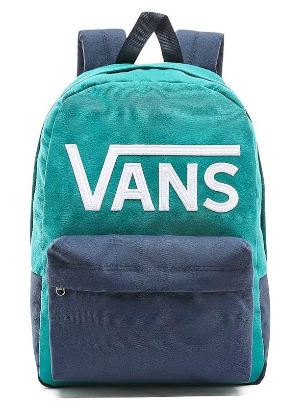77b12be73b Vans NEW SKOOL QUETZAL DRESS BLUES školský batoh   Swis-Shop.sk